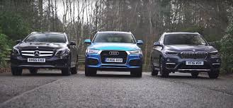 compact suv comparison finds bmw x1 is better than mercedes gla