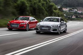 lexus is vs audi a5 2018 audi a5 and s5 first drive review sibling rivalry renewed