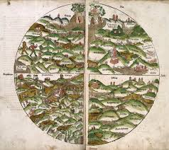 World Map Oldest by Ancient World Maps World Map 15th Century