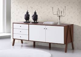 amazon com baxton furniture studios harlow mid century modern