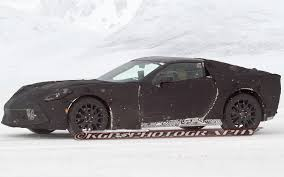 caught chevrolet corvette c7 prototype spotted testing motor trend