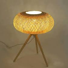 Bamboo Desk Lamp 50 Uniquely Cool Bedside Desk Lamps That Add Atmosphere To Your