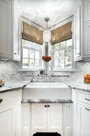 corner kitchen sink kitchen sink corner base cabinet ingenious idea