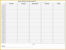 printable hourly planner 2016 hourly schedule template hourly schedule template hourly schedule