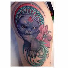 swindon tattoo artist hannah calavera tattoos bristol