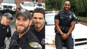 oh cupid internet falls in love with florida police officers in