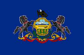 Michigans Flag Flag And Coat Of Arms Of Pennsylvania Wikipedia