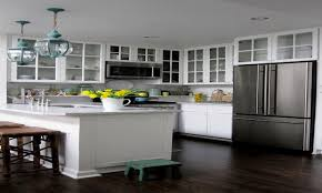 yellow kitchen with dark cabinets the best home design