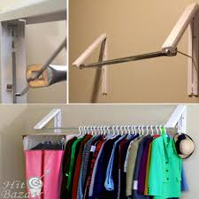 Folding Clothes Dryer Rack Wall Clothes Drying Rack Amazing Unique Shaped Home Design