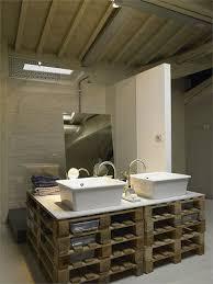 k che aus paletten cuisine et mobilier de salle de bain faite avec palettesmeuble en