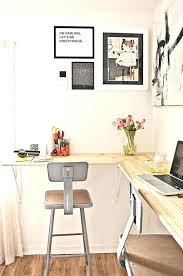 Desk Small Space Small Wall Desk Glassnyc Co