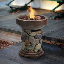 propane fire pit canada tabletop fire pit canadian tire design and ideas