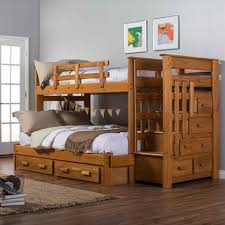 3 Level Bunk Bed 3 Bed Bunk Beds Plans Bedroom Ideas Decor
