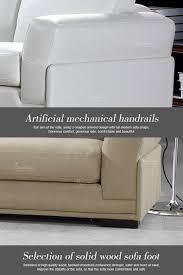 Nicoletti Italian Leather Sofa Nicoletti Italian Leather Sofa European Style Modern Italian Full