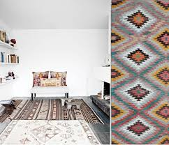 Outdoor Kilim Rug by Crazy For Kilim Avenue Lifestyle Avenue Lifestyle
