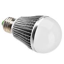 e27 energy saving led bulbs light lamp 7w a dc 12v home solar dimmable