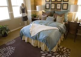 Blue White Brown Bedroom 50 Professionally Decorated Master Bedroom Designs Photos