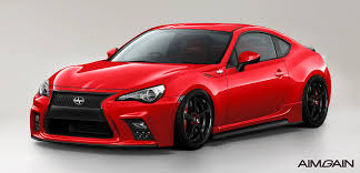 toyota scion toyota 86 scion fr s new body kit debut from aimgain auto