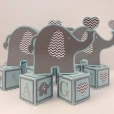 modern decoration baby elephant decorations for shower peachy
