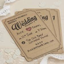 vintage wedding invitations cheap vintage affair evening wedding reception