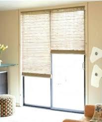 Bamboo Door Blinds Window Blinds Window Blinds Sliding Glass Doors Vertical