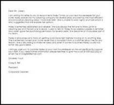 letter of recommendation for nursing nursing
