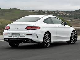 mercedes c200 review report 2017 mercedes c class coupe ny daily