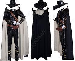 vampire hunter costume ebay