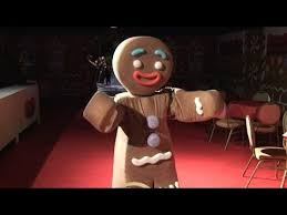 35 gingy images shrek gingerbread man