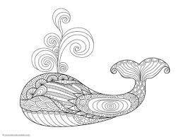 Dolphins And Whales Coloring Pages 1 1 1 1 Whale Color Page