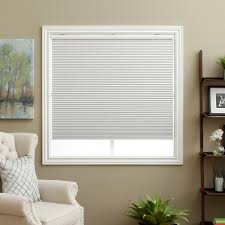 arlo blinds honeycomb white cell blackout cordless cellular shades