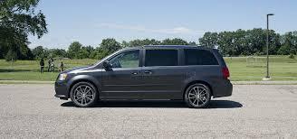 2017 dodge minivan 2017 dodge grand caravan exterior features