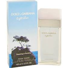 dolce and gabbana light blue price light blue dreaming in portofino perfume for women by dolce gabbana