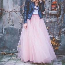 White Tulle Maxi Skirt Full Tulle Skirt Ebay