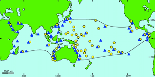 Map Of Coral Reefs Regional Scale Assembly Rules And Biodiversity Of Coral Reefs