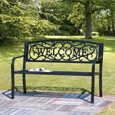 Cast Bench Ends Coalbrookdale Fern And Blackberry Cast Iron Bench Fully