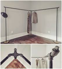 diy industrial shoe and coat rack inspired urban outfitters within