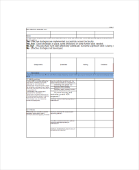 Gap Analysis Template Excel Product Gap Analysis Template 4 Free Excel Pdf Documents