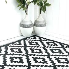 Black And White Outdoor Rug Black And White Outdoor Rug Medium Size Of Area Indoor Outdoor