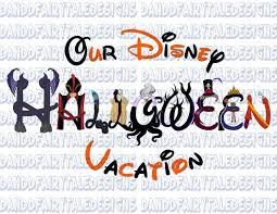disney halloween printables our disney halloween vacation disney villain themed digital