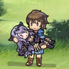 i made a fire emblem heroes chibi picture involving frederick and