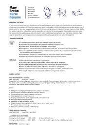 Sle Certification Letter For A Student Nurses Cv Template Ddarsow Com