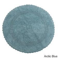 round bathroom rugs room essentials round bath rug aqua breeze 24