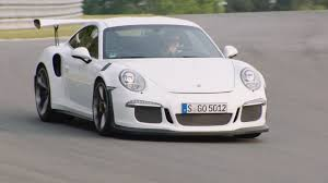 porsche white 911 2015 porsche 911 gt3 rs driving shots youtube