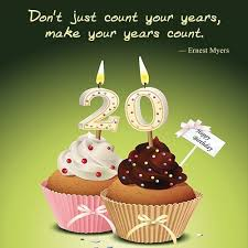 best 25 20th birthday wishes ideas on pinterest happy 20th