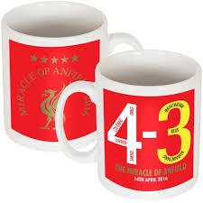 miracle of anfield liverpool v dortmund mug