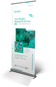 design event symposium event roll up banner templates on behance