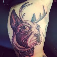 32 best frenchie ink images on pinterest french bulldog tattoo