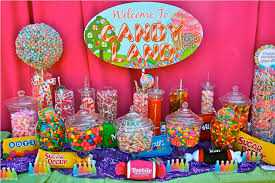 sweet 16 party themes candyland themed sweet 16 new decoration decorations for