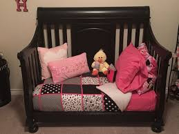 Converter Crib Creations Summers Evening Converter Crib With Hutch Furniture In
